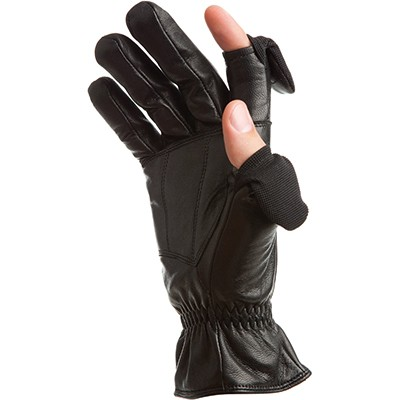 Freehands Leather Gloves