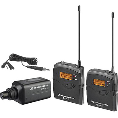 Sennheiser Wireless Microphone System
