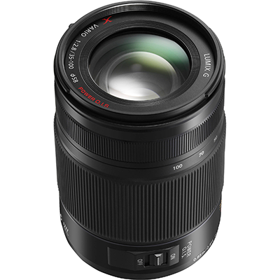 Panasonic 35-100mm f/2.8 Lumix Lens