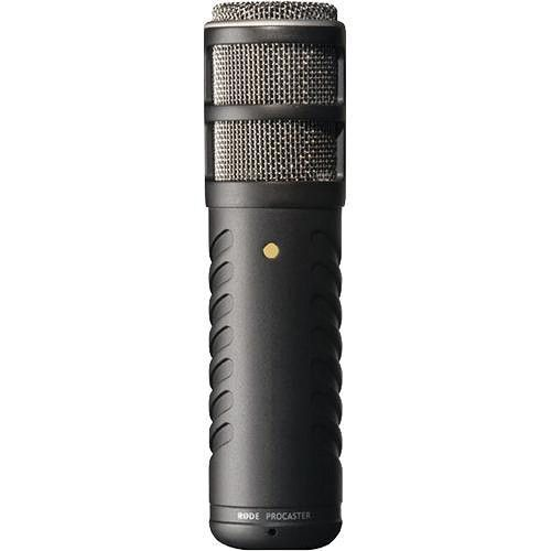 Procaster Rode Broadcast Mic