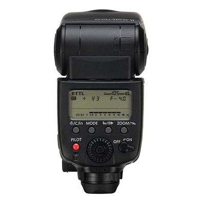 Canon 580 EX II Speedlite Flash