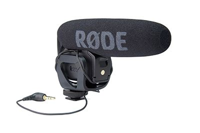 Rode Shotgun Microphone