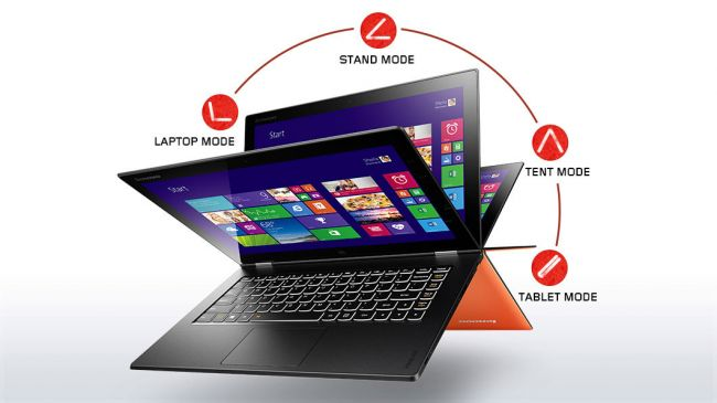 Lenovo Yoga 2 Pro Review + HiDPI Adobe Scaling Issue