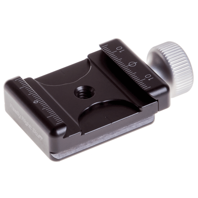 B2-FAB-F 38mm clamp with flat back