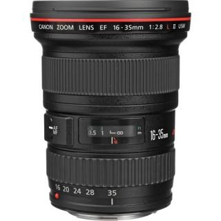 Canon EF 16-35mm f/2.8L II USM Autofocus Lens